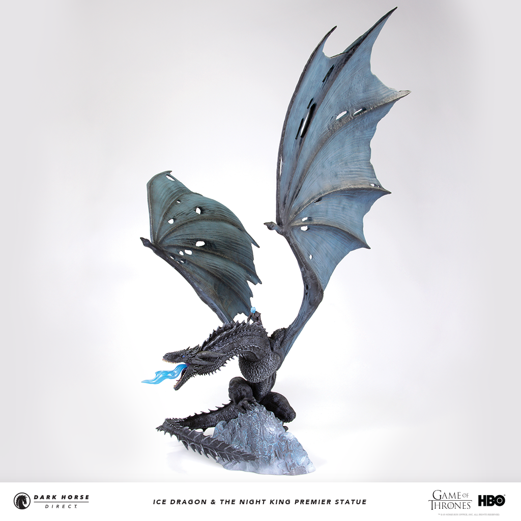 Dark Horse Game of Thrones Ice Dragon 19.png