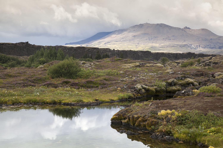 Iceland's Thingvellir National Park is on the UNESCO World Heritage list.