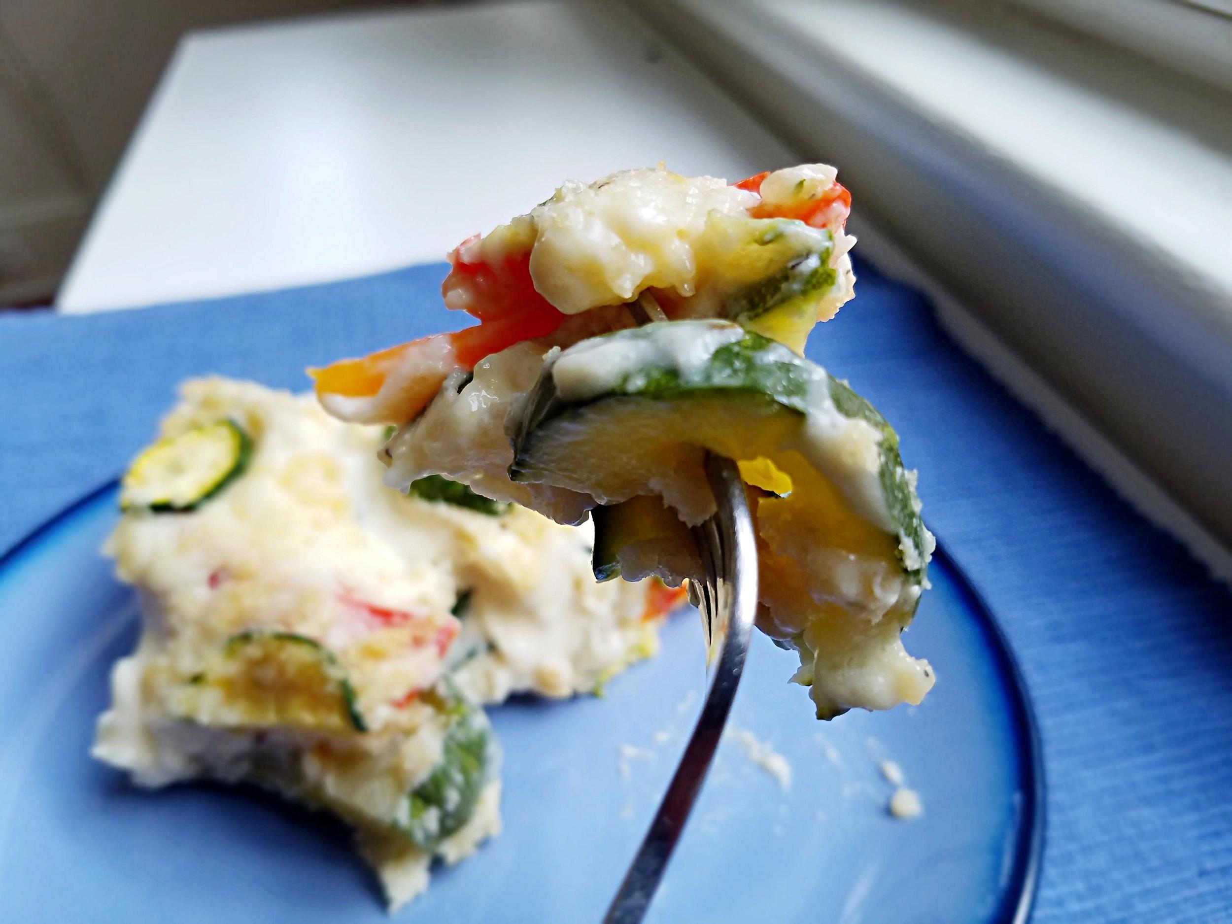 Zucchini Au Gratin Recipe