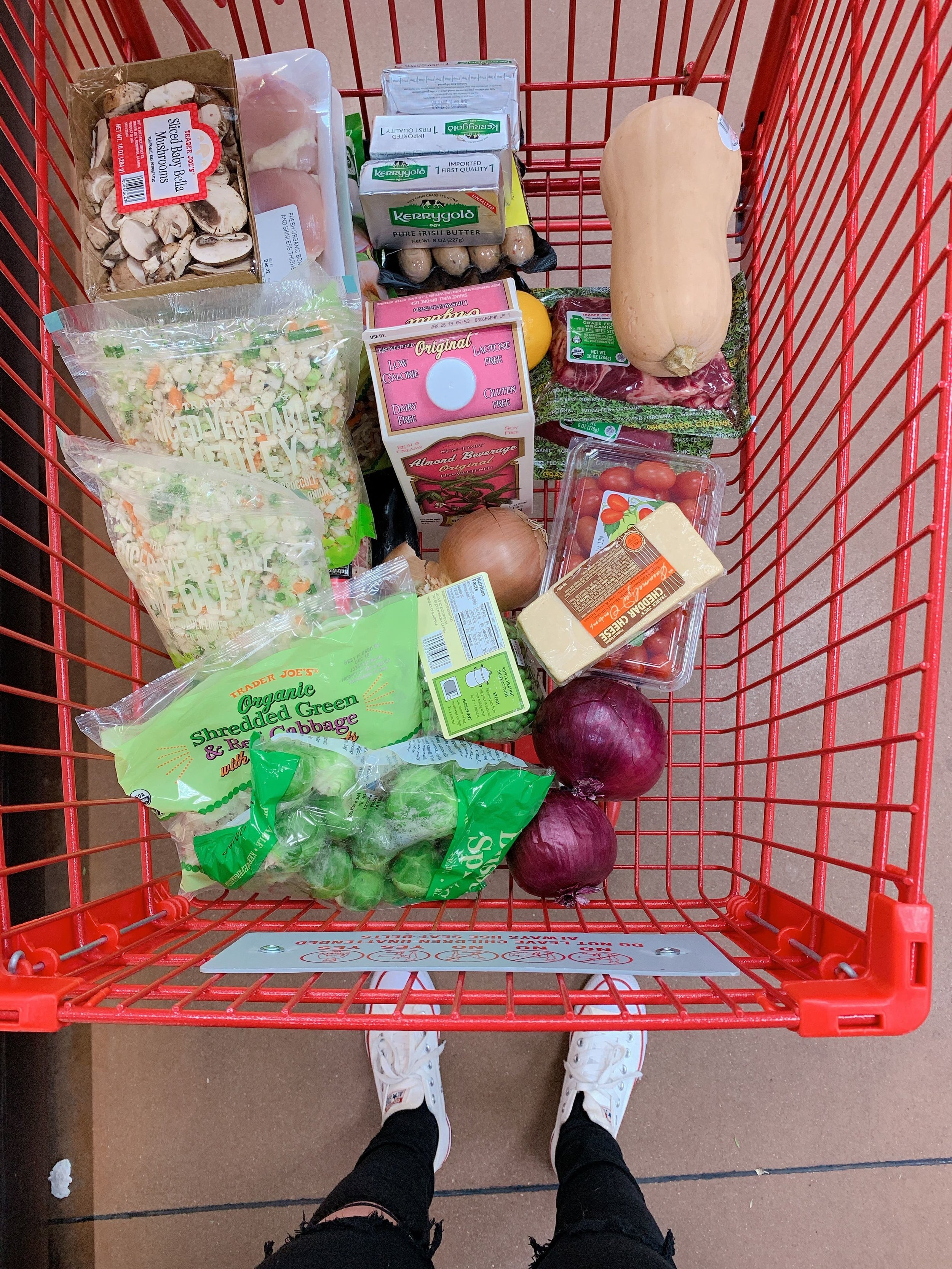 Complete List of Foods You Do and Don't Need to Buy Organic on a Budget