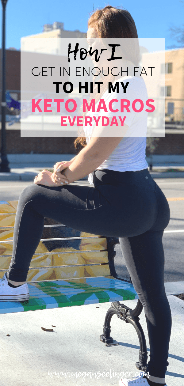 how to add fat to my keto diet