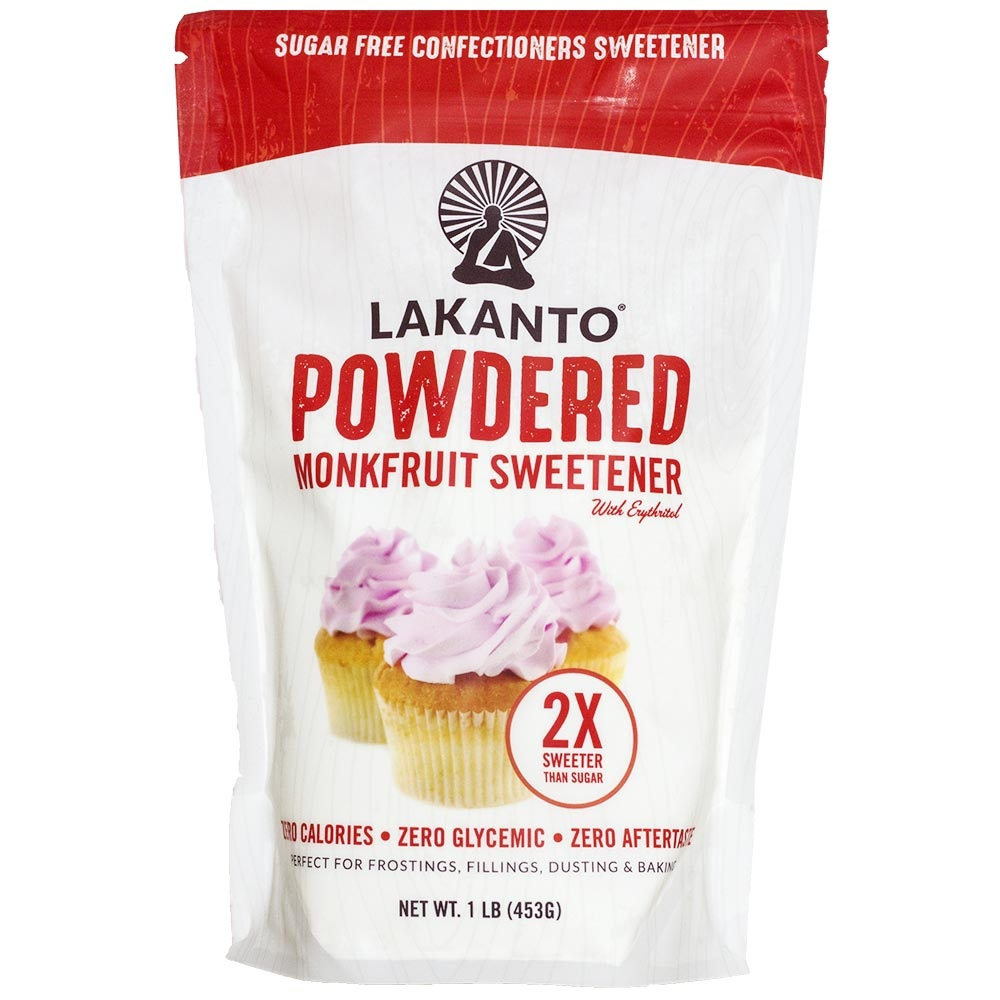 Powdered Monkfruit Sweetener