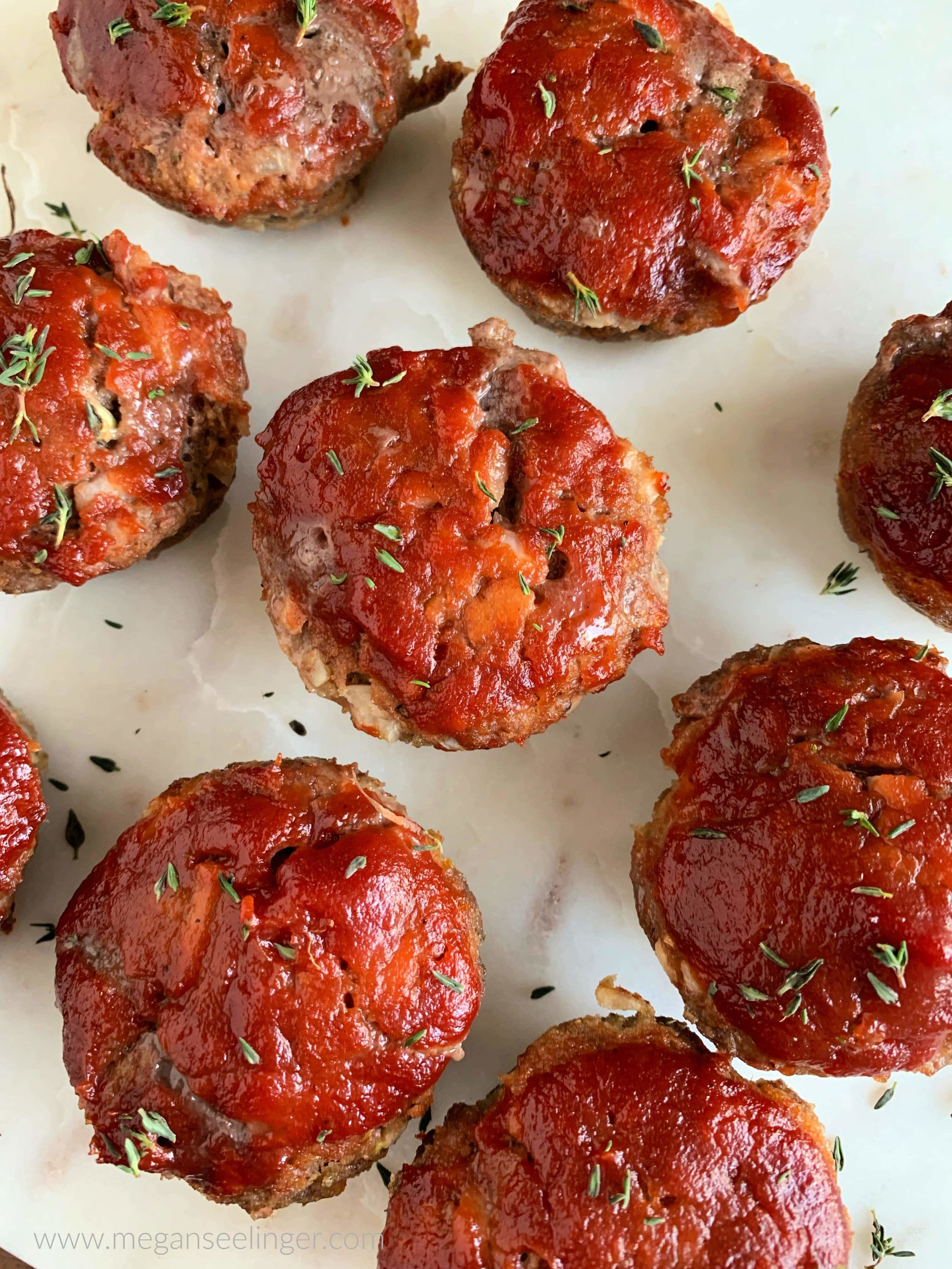 The Best Keto Meatloaf Minis With Low Carb Ketchup Megan Seelinger Coaching