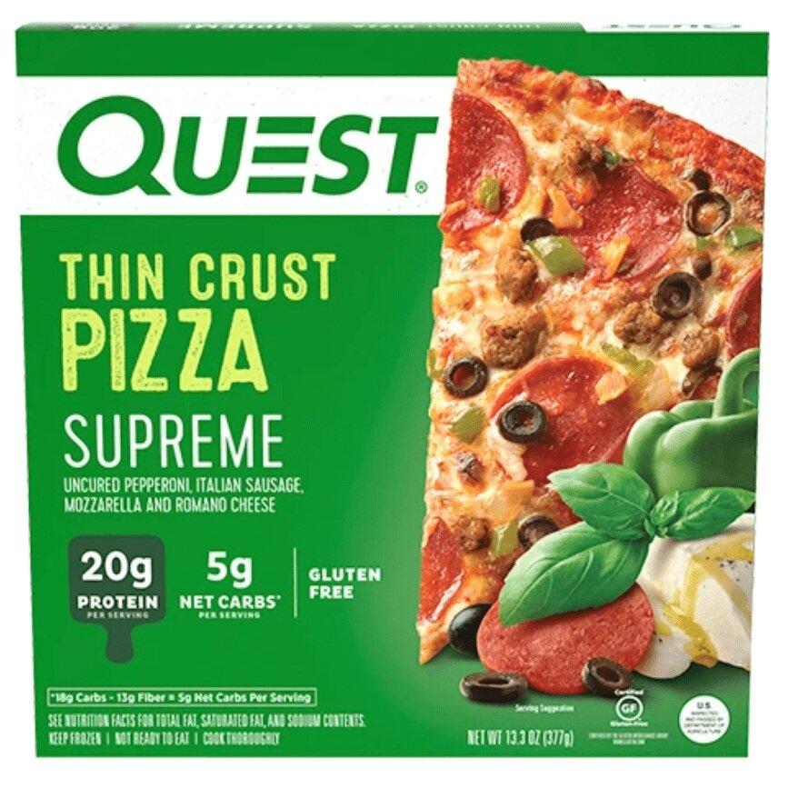 keto diet safe frozen pizza