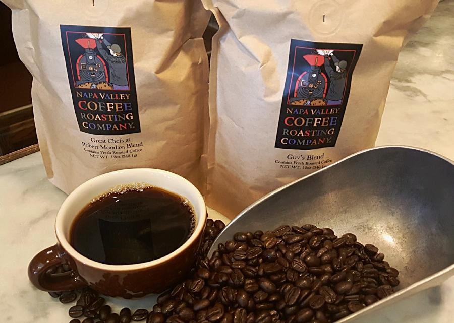 Fresh Roasted Coffee in Sealed Bag