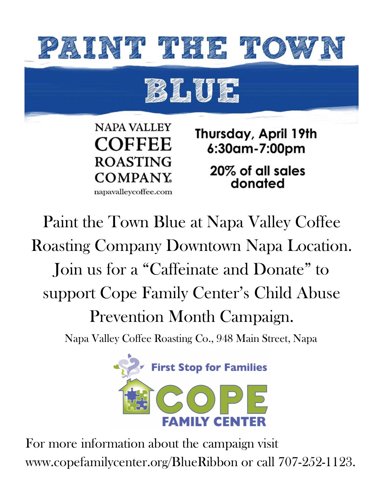 Cope Family Center Child Abuse Prevention