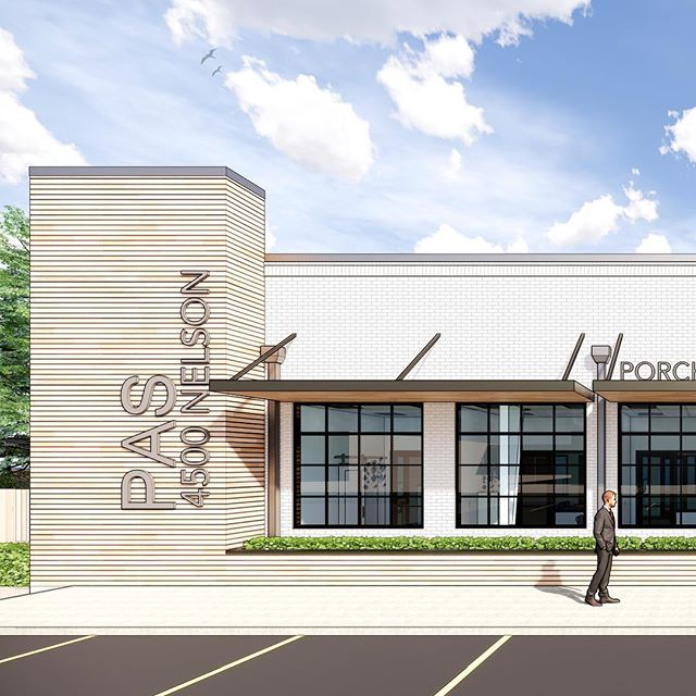 First tenant of Southlake Crossing will be Porché Advanced Systems! Collaboration spaces, offices, state-of-the-art conference room and 5,000 sq ft performance/demo space!!! Adaptive re-use done right! Who's excited?! 🙋🏻‍♂️