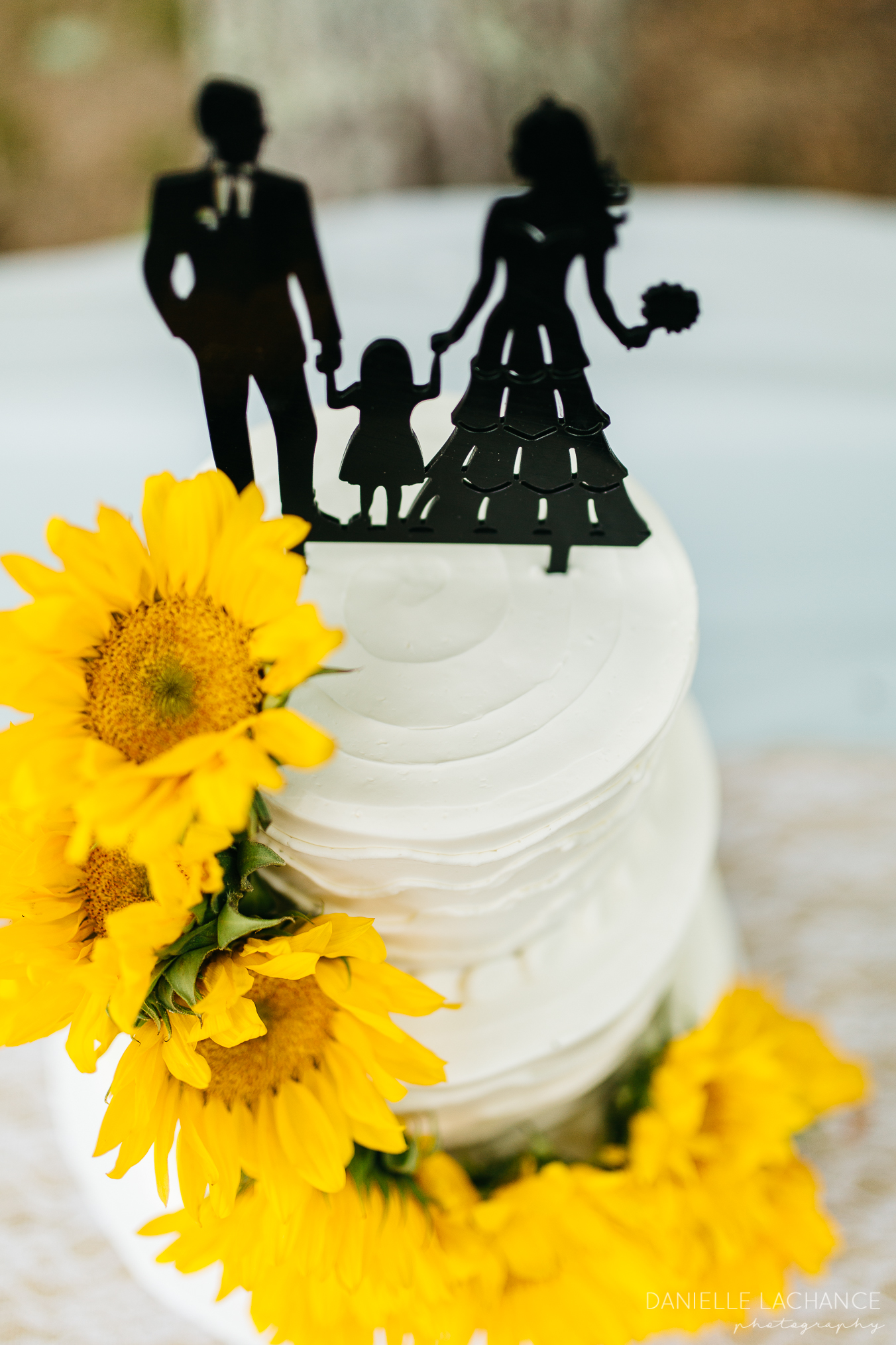 southern-maine-wedding-cake-rustic-sunflower-photographer.jpg