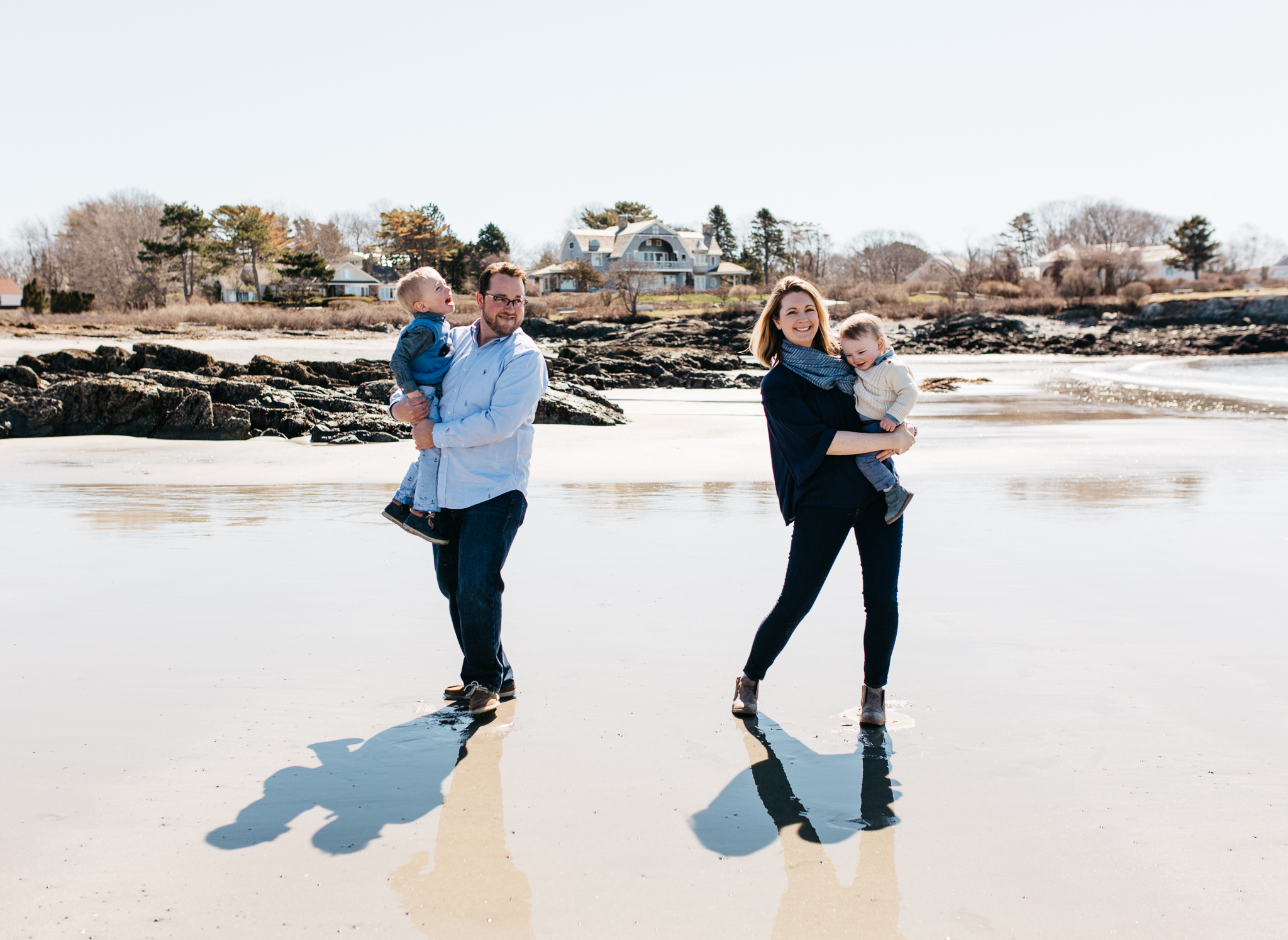 maine lifestyle family session