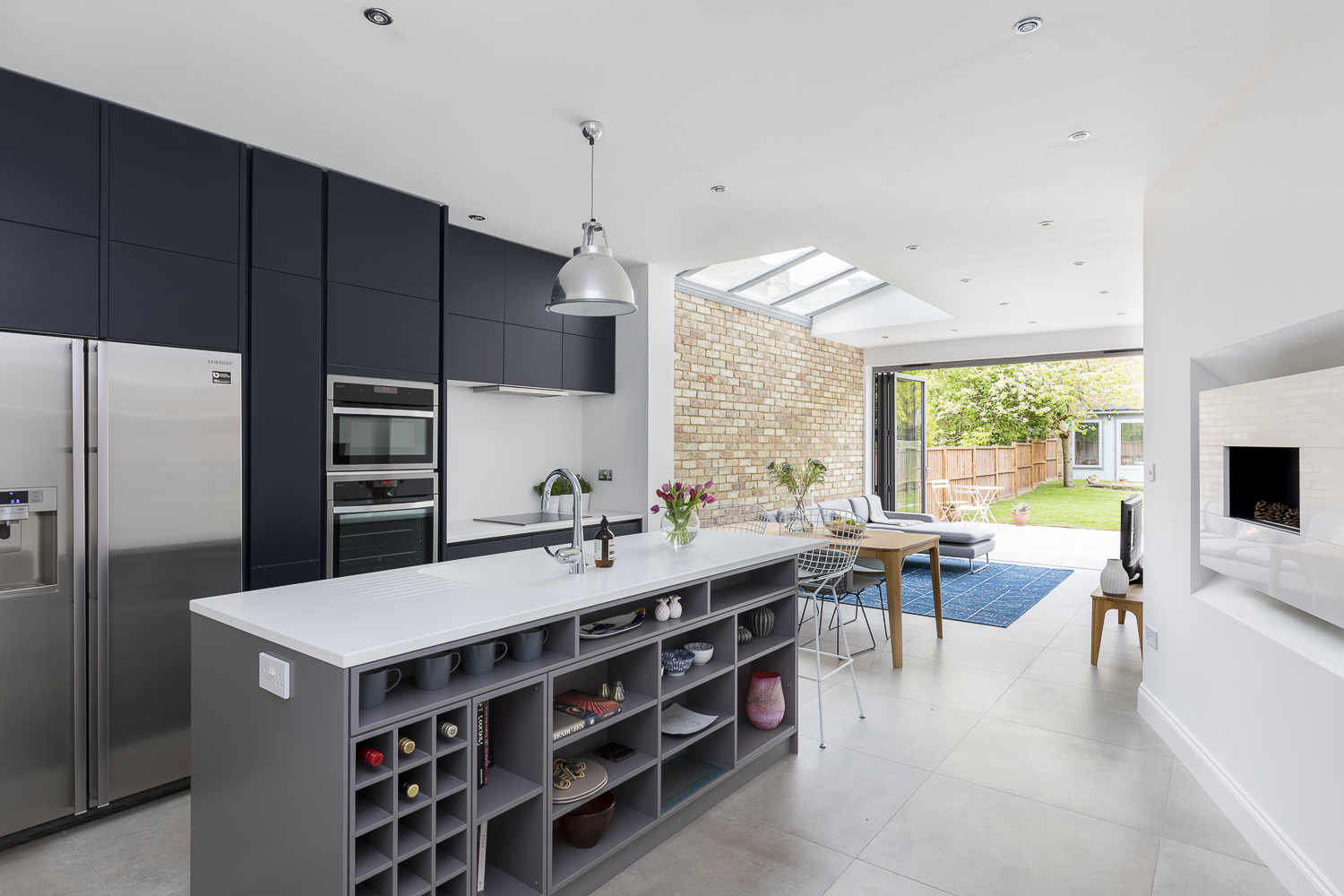 North Barnet Terrace House Transformation