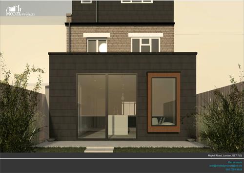 LP_CP_50  - London Rear Extension