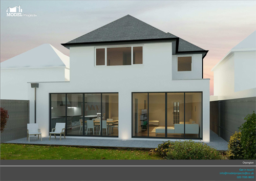 LP_CP_81  - Two storey rear extension