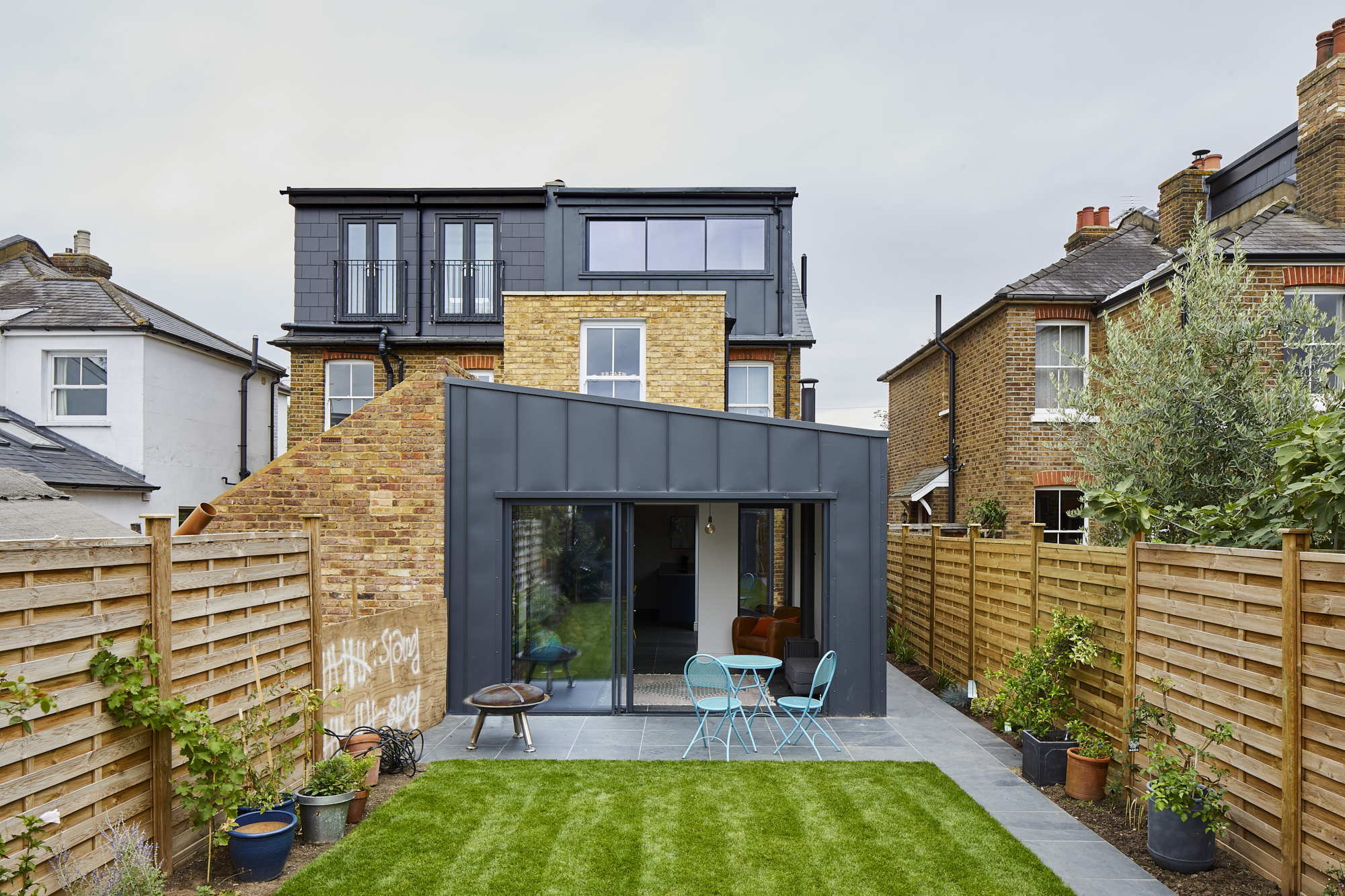 West Molesey, London Extension and Renovation