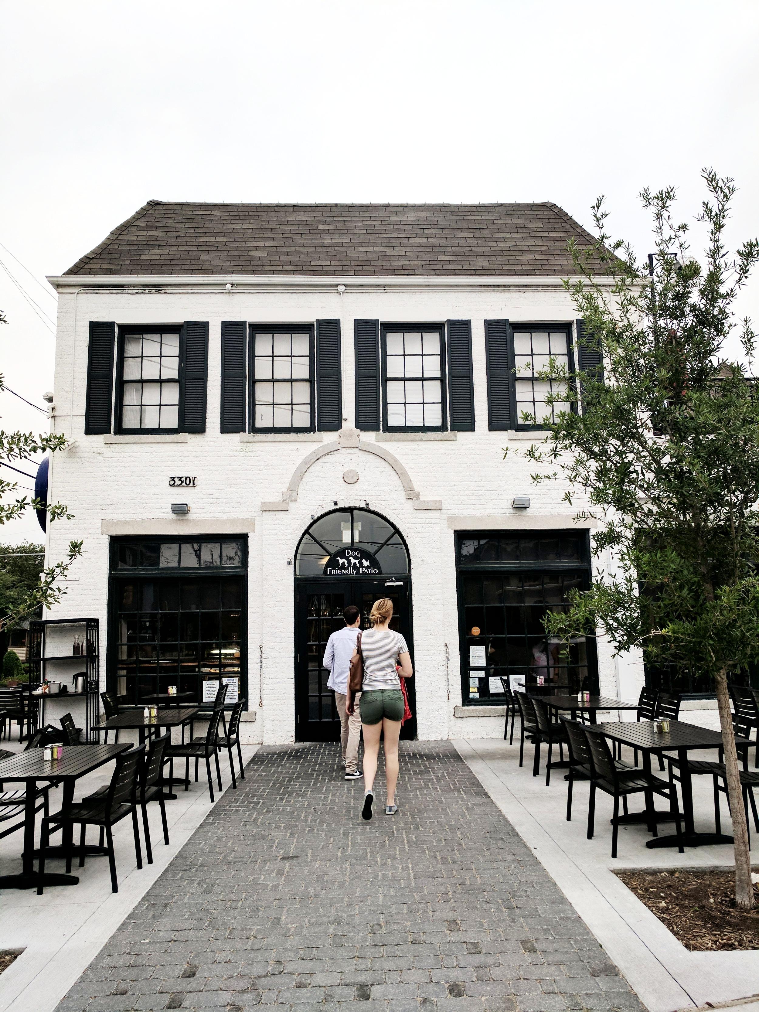 Bread Winners Cafe Dallas
