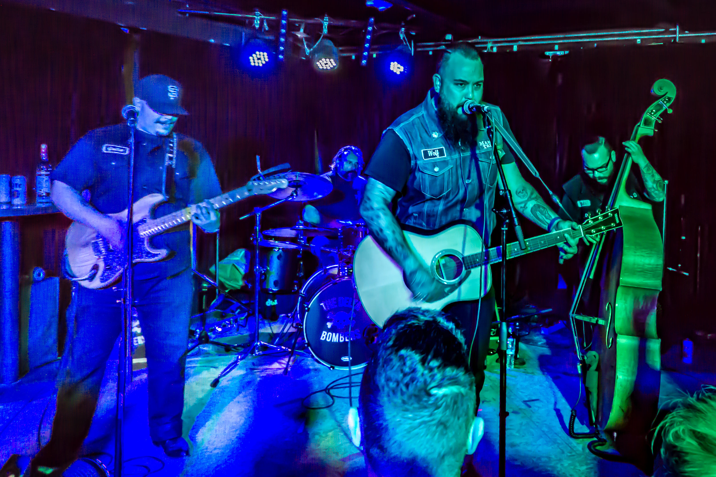 Delta Bombers at The Bunkhouse Saloon