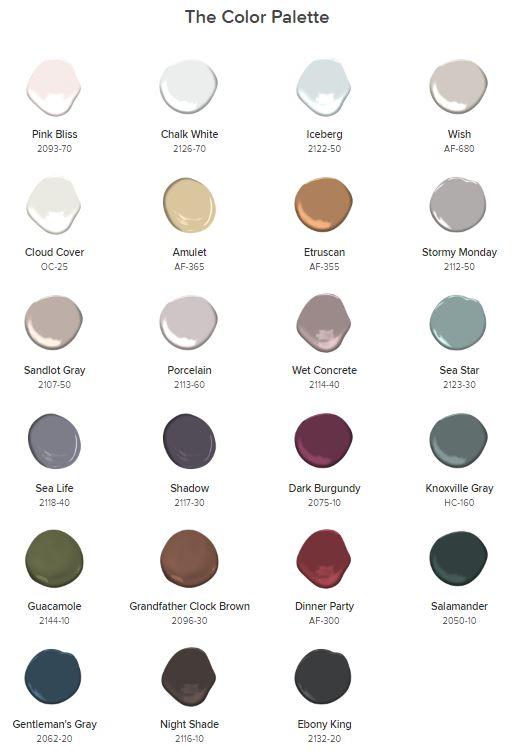 via:https://www.benjaminmoore.com/en-us/color-overview/color-collections/color-trends-2017