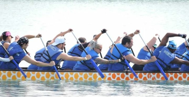 Corporate team - Miami International race 2017