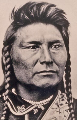 Chief Joseph   Photo credit: Emersonkent.com