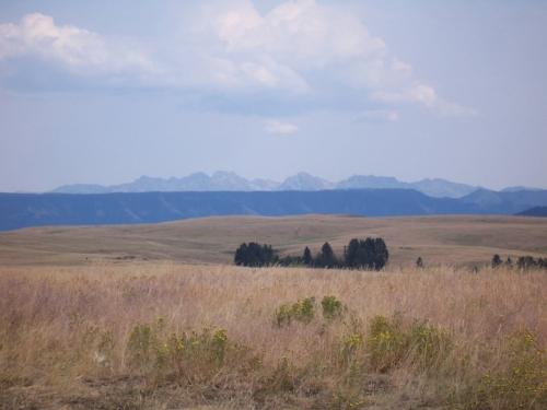 Nez Perce prairie land