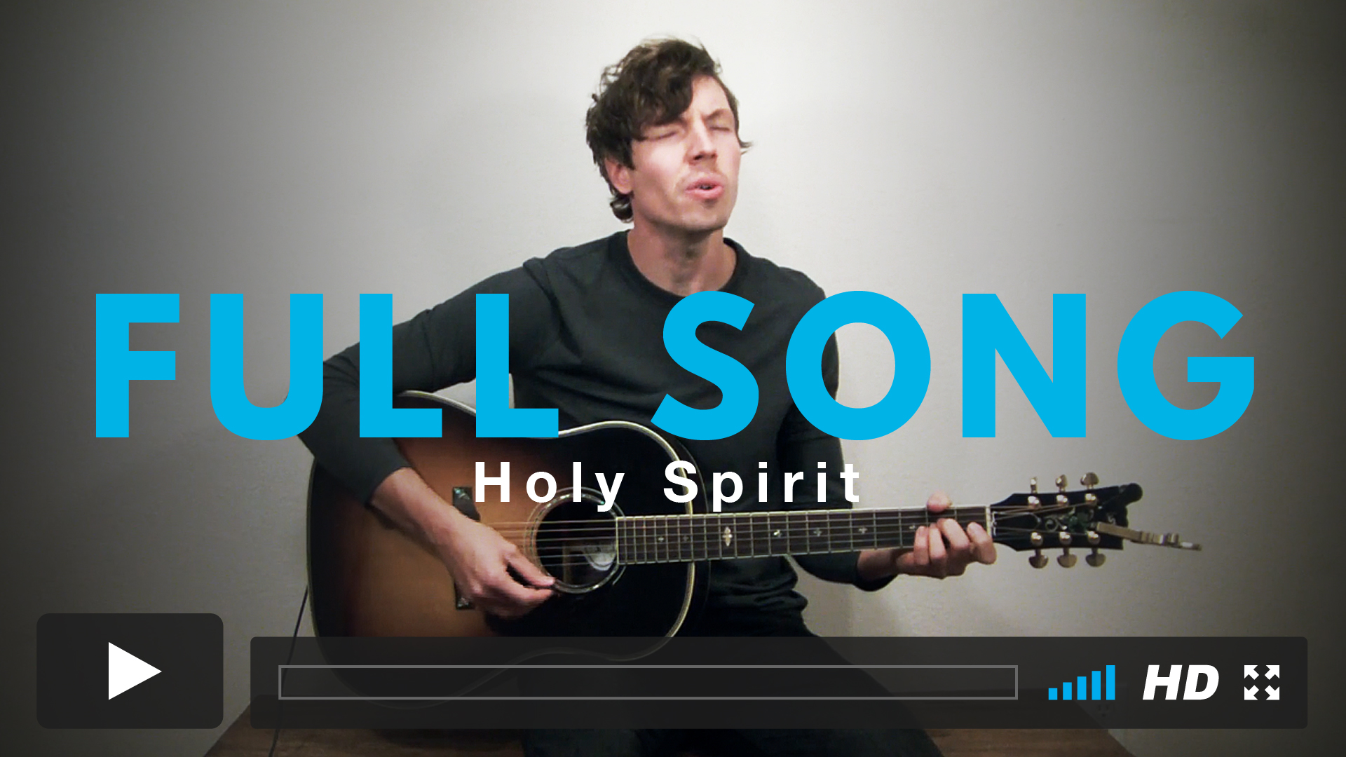 Play along with Jairus to the full version of Holy Spirit