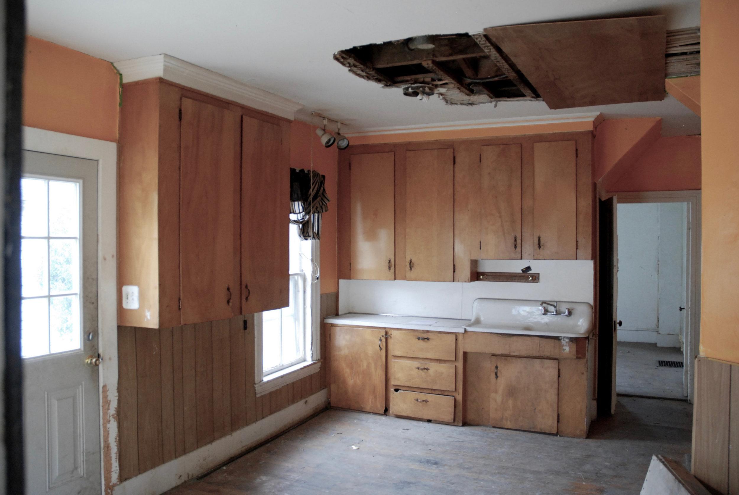 North kitchen