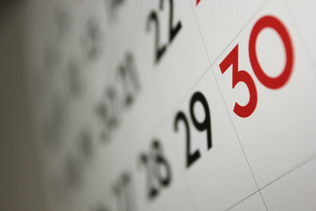 Calendar — Debden Park High School