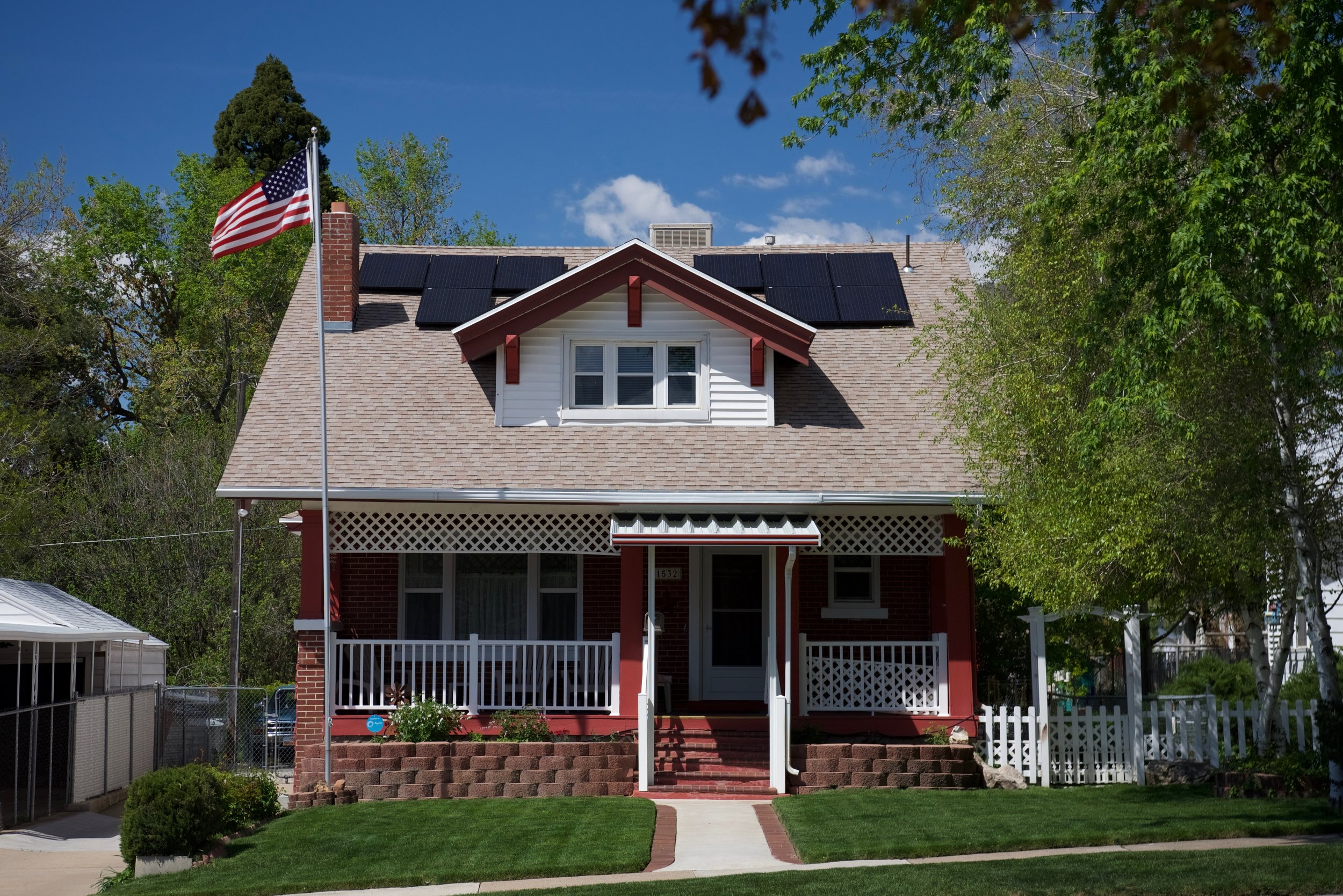 22 panels installed 6kW generated per month  $85.27 saved per month