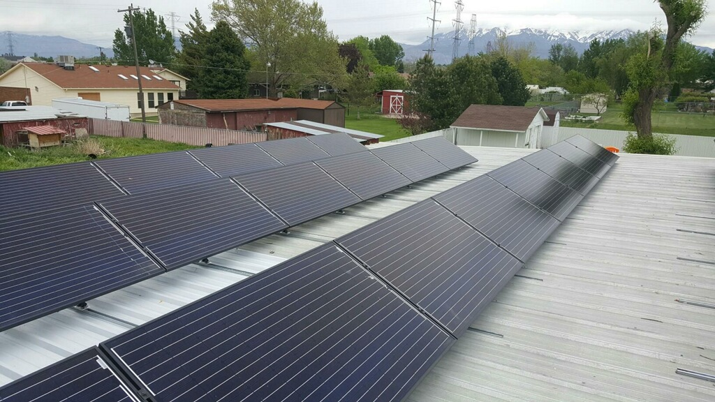 30 panels installed 9kW generated per month  $115.59 saved per month