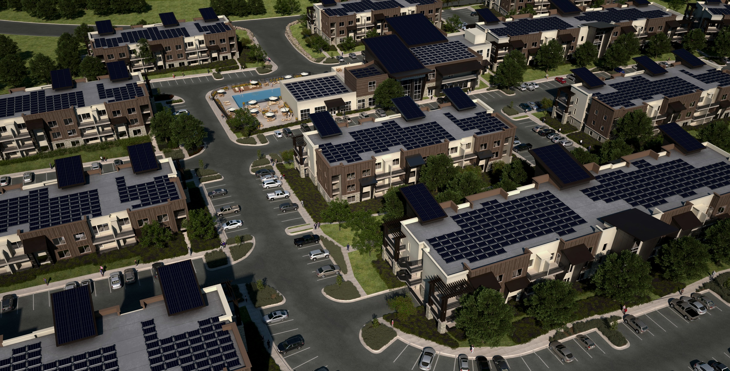 *The First of its Kind - A residential solar and battery storage project that America has never seen before. Auric Energy and our partners are leading the energy revolution.