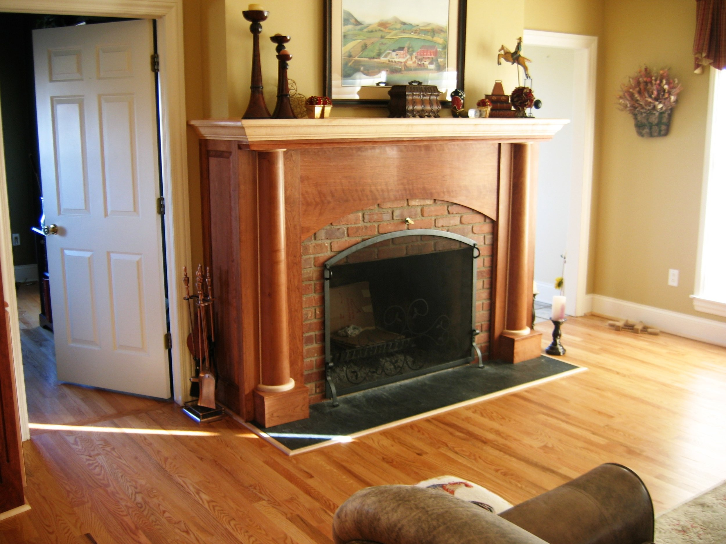 Fireplace Mantles and Surrounds -