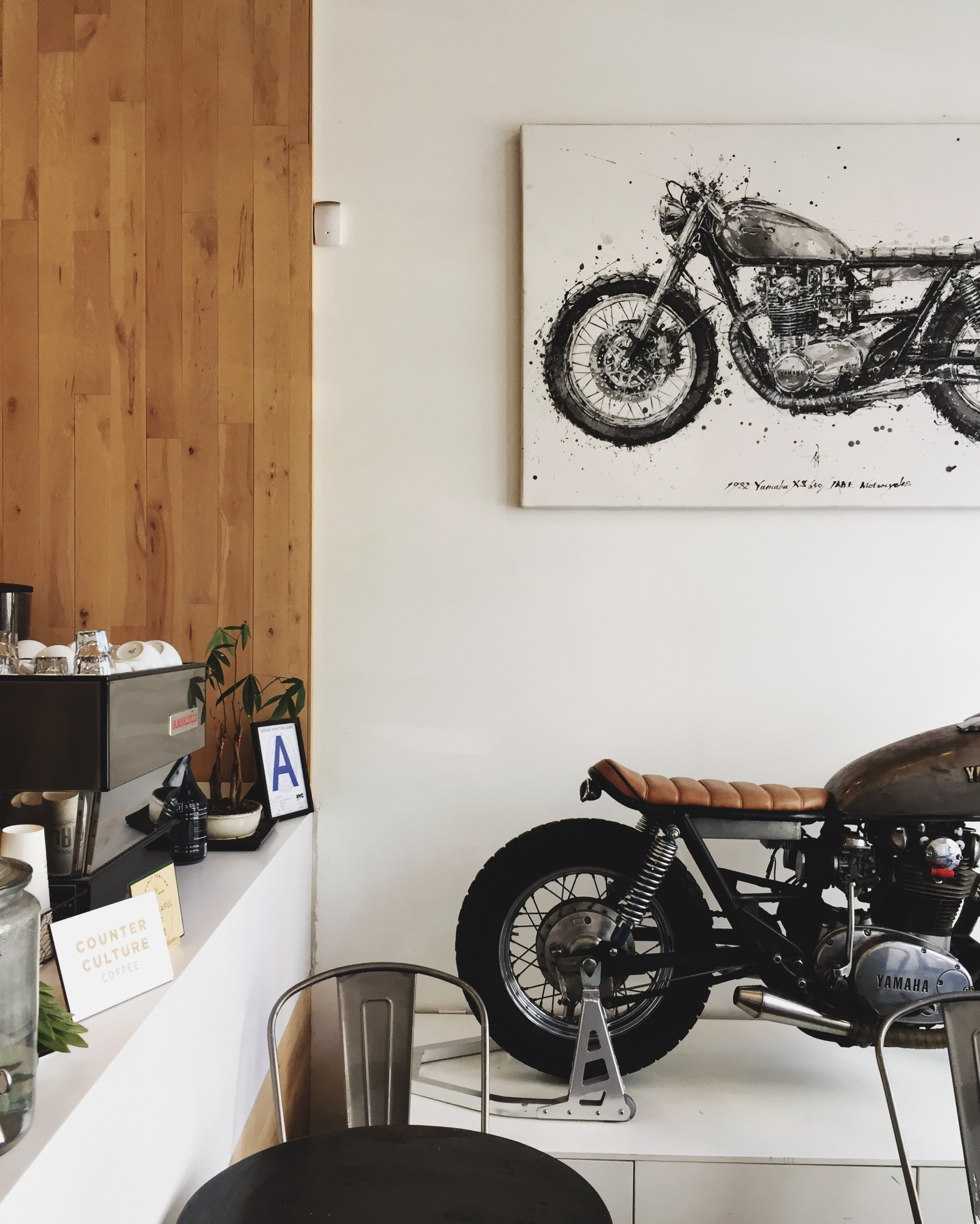 Jane Motorcycles / Williamsburg, New York