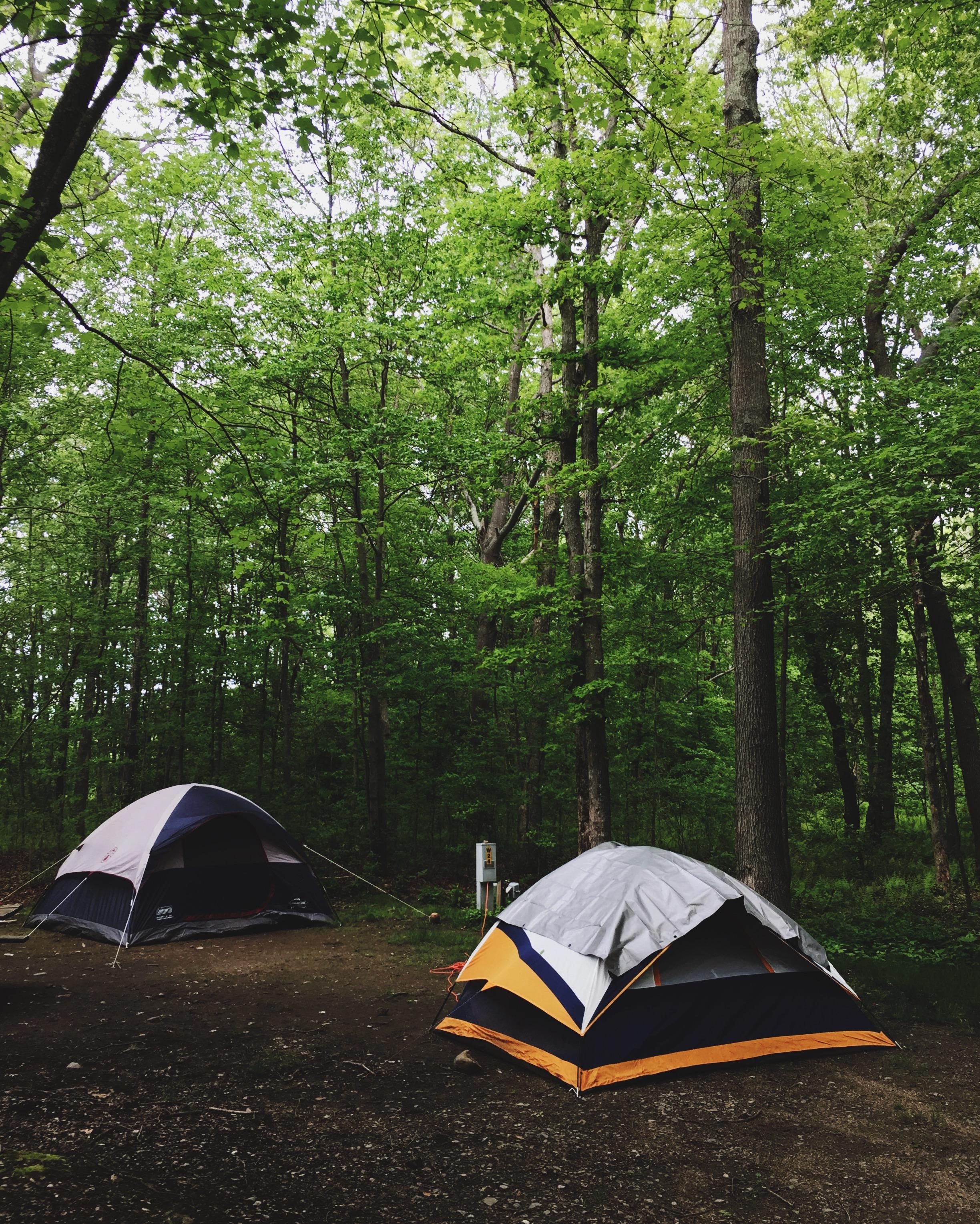 Camping x @LorenzoMitil