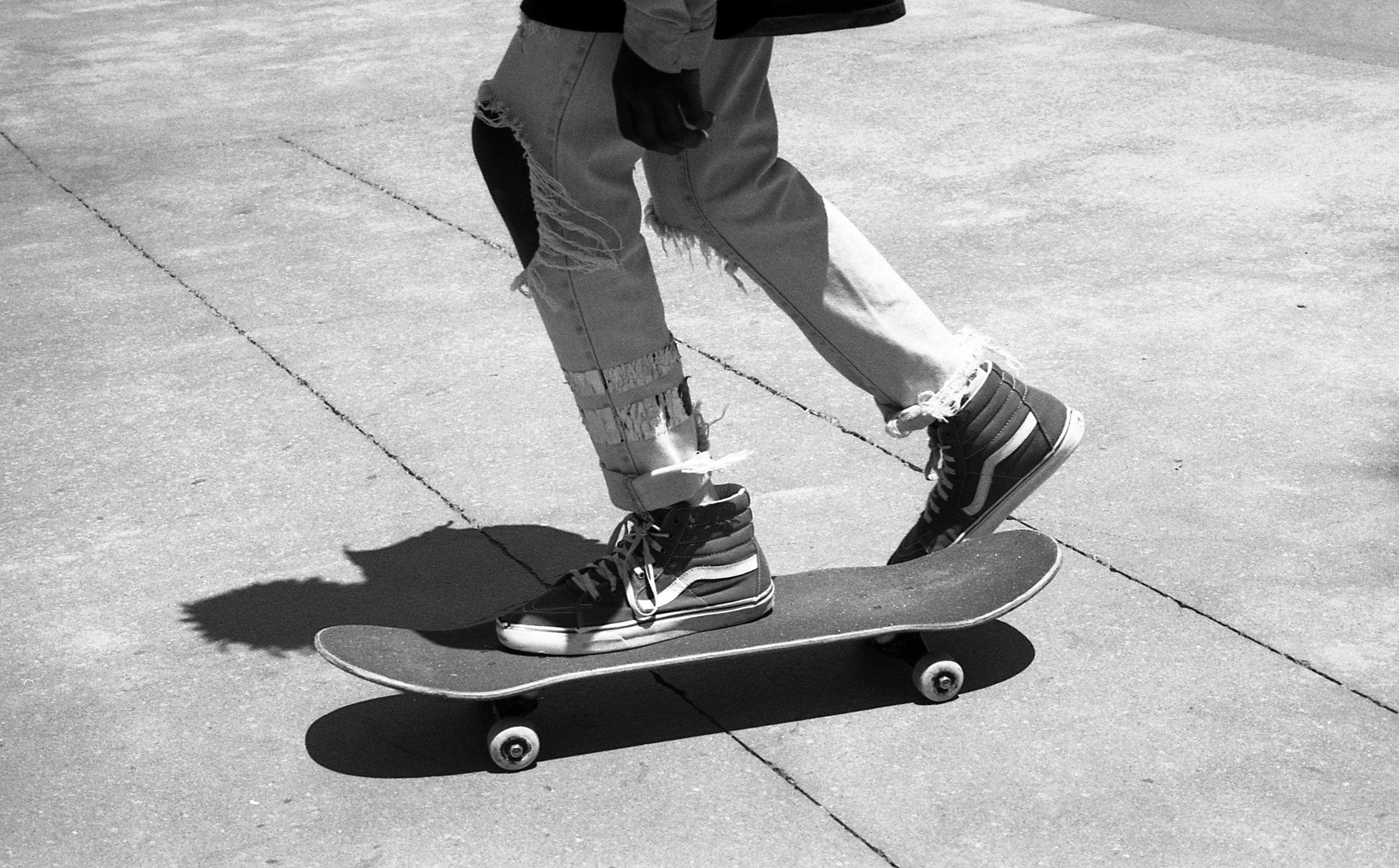 Lorenzo Mitil - Venice Beach Skatepark