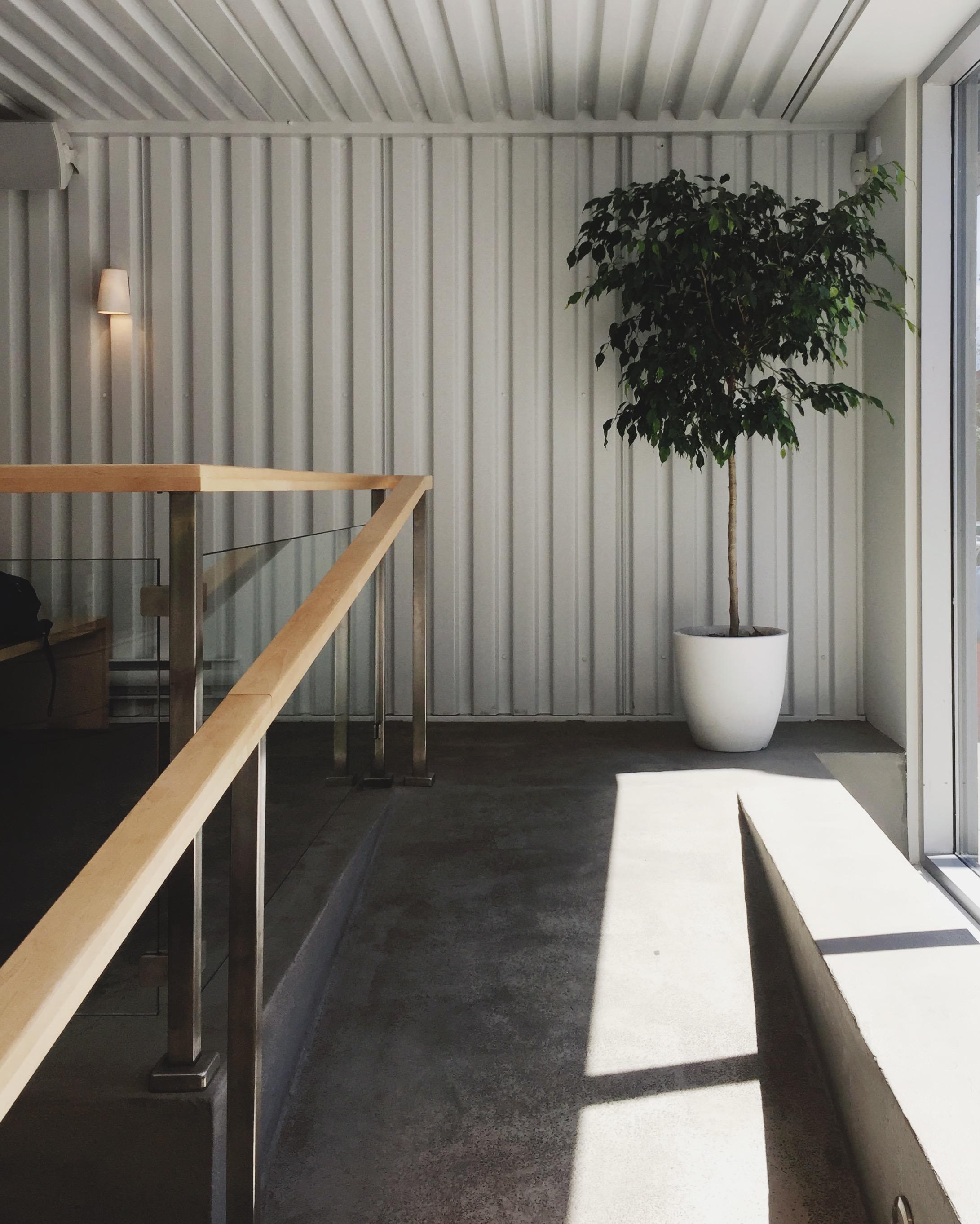 Coffee Shop Interior x Lorenzo Mitil