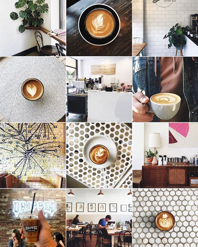thanks to the community, #coffeeshopinteriors has been used over 10,000 times. it's something that matters to me because there's nothing better than a great cup of coffee and an inspiring interior. continue to tag and hashtag this account for a feature // #10thousandhashtags #coffee