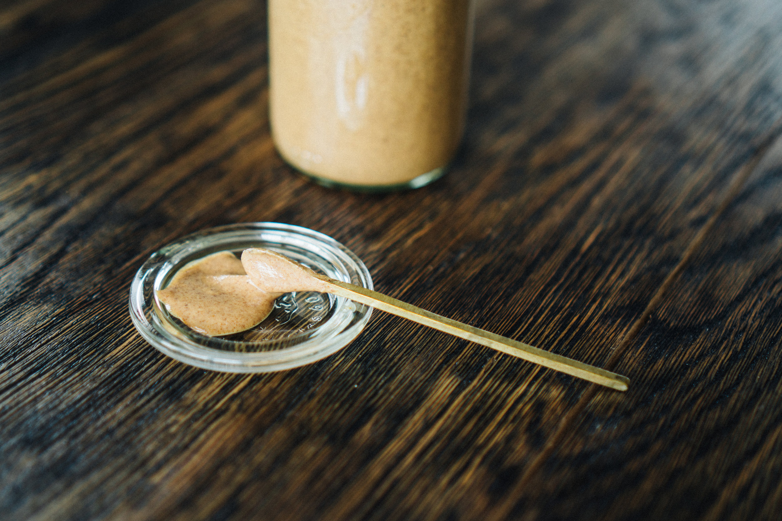 Yup, as good as almond butter can be