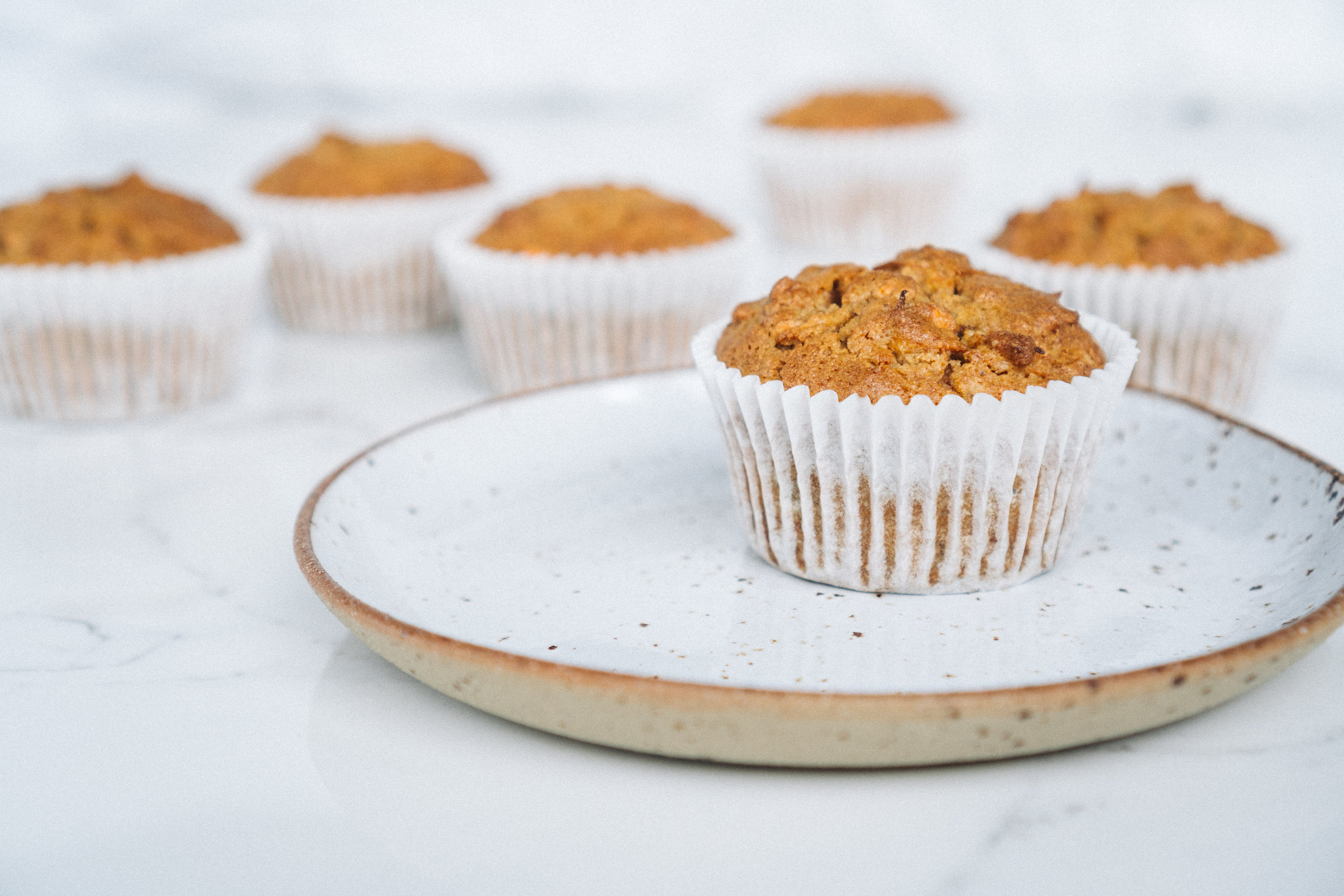 DID YOU BAKE THESE? - Let me know what you think about these GF & dairy free muffins if you make 'em:you can leave a comment below or tag @kitchen.julie #kitchenjulie on instagram.I'd love to hear your thoughts and share insights on the recipe. Happy baking!xx, Julie