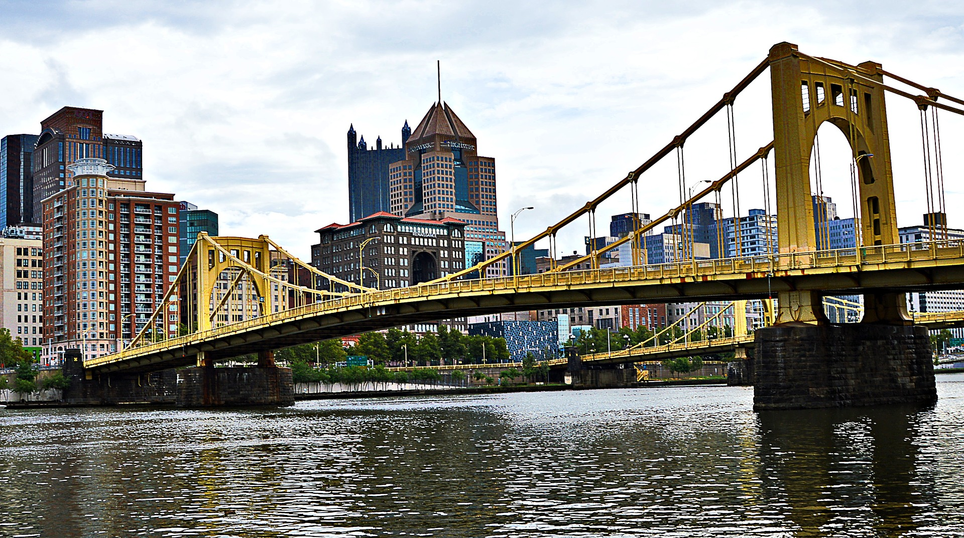 Pittsburgh - We're based in Pittsburgh, Pennsylvania.