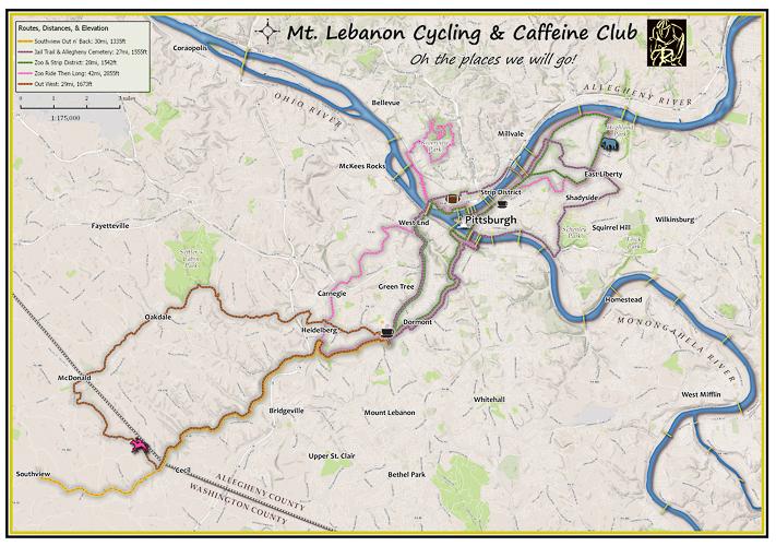 Pittsburgh Cycling