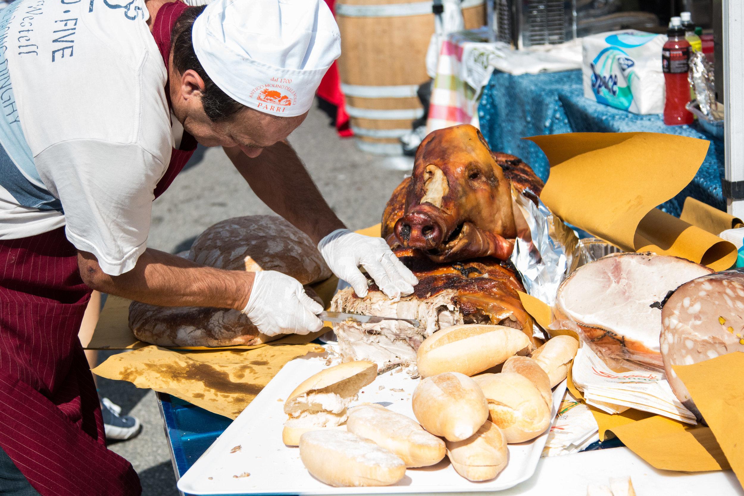 There's no food like Tuscan food