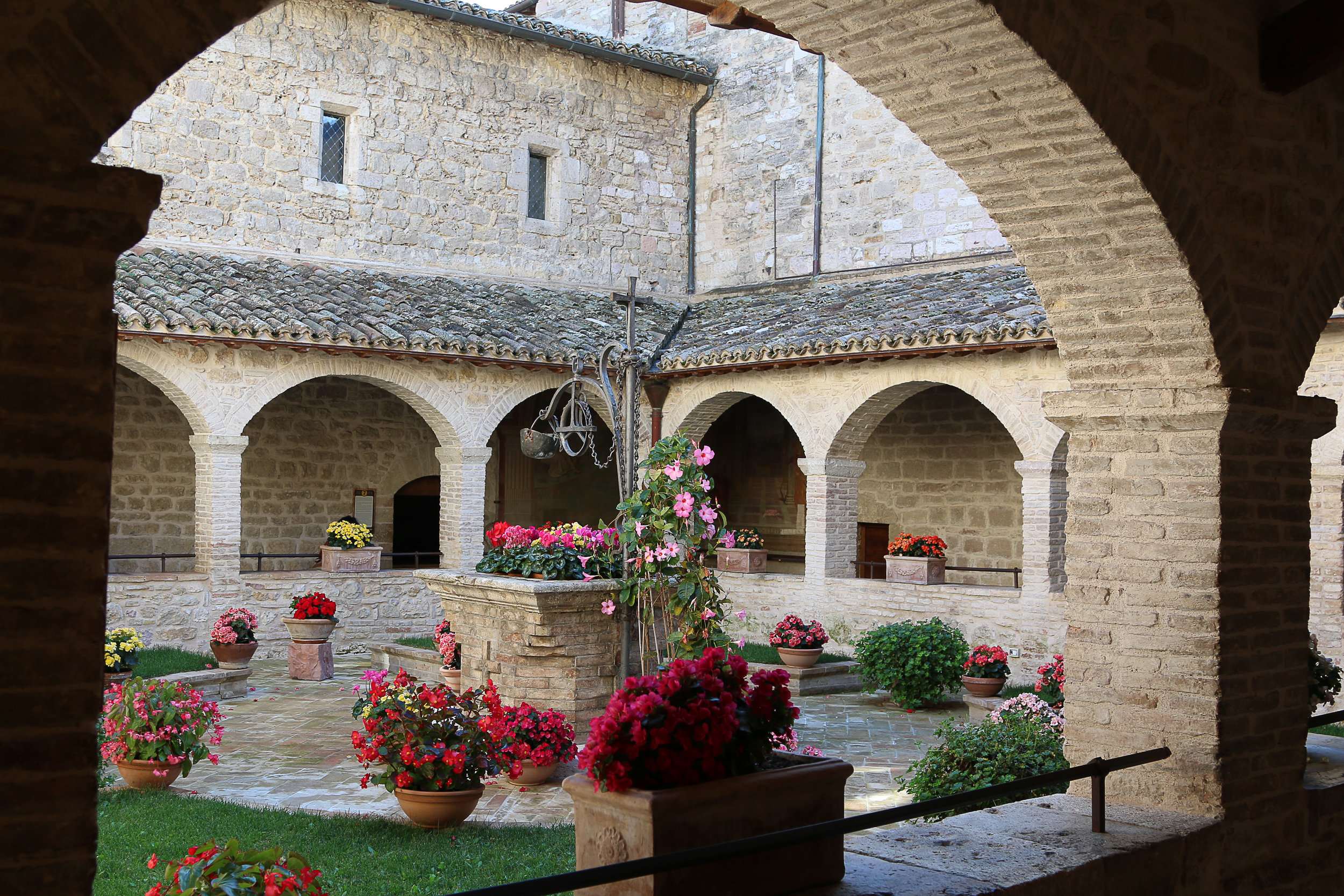 San Damiano Monestary