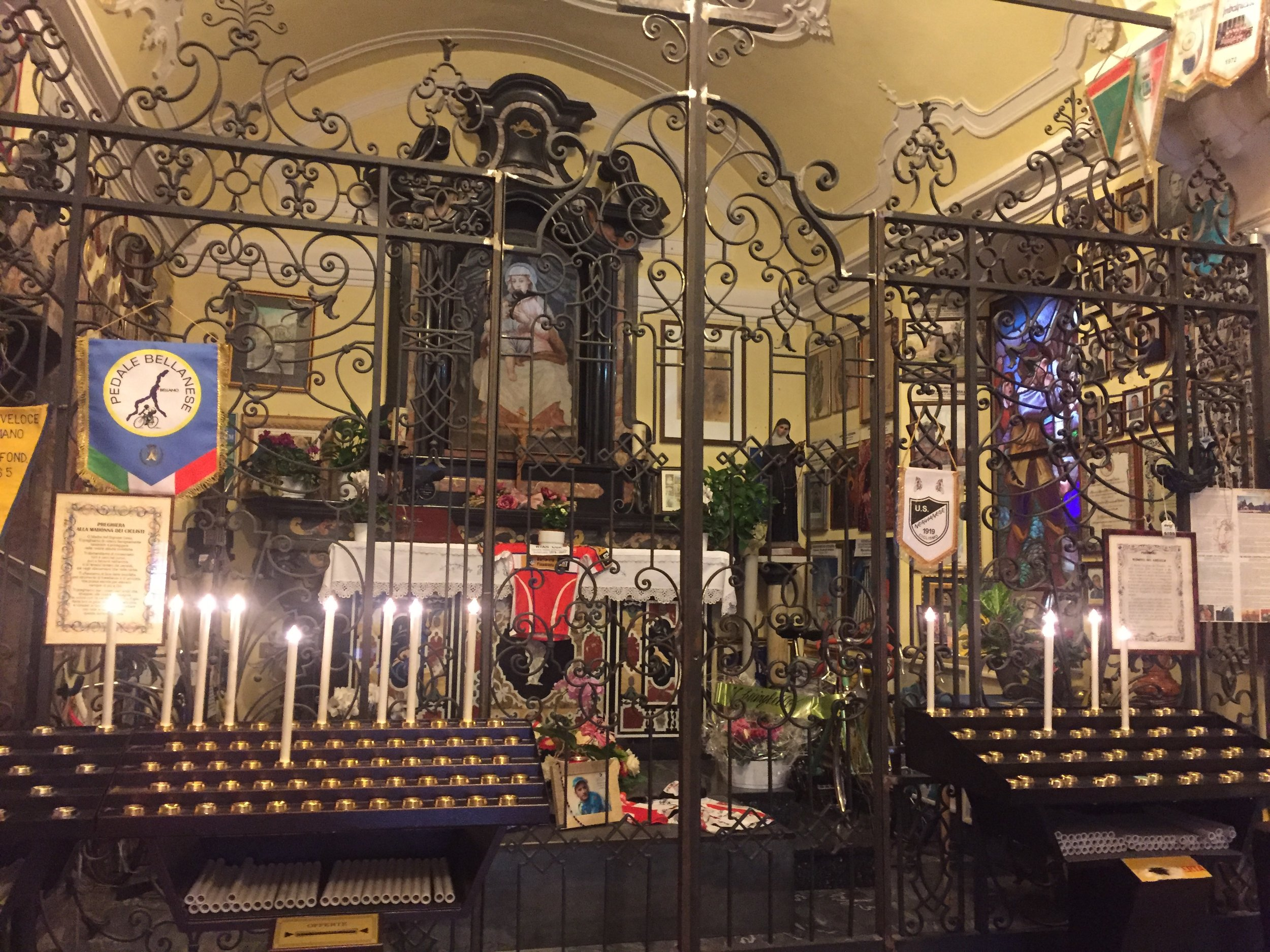 Madonna del Ghisallo