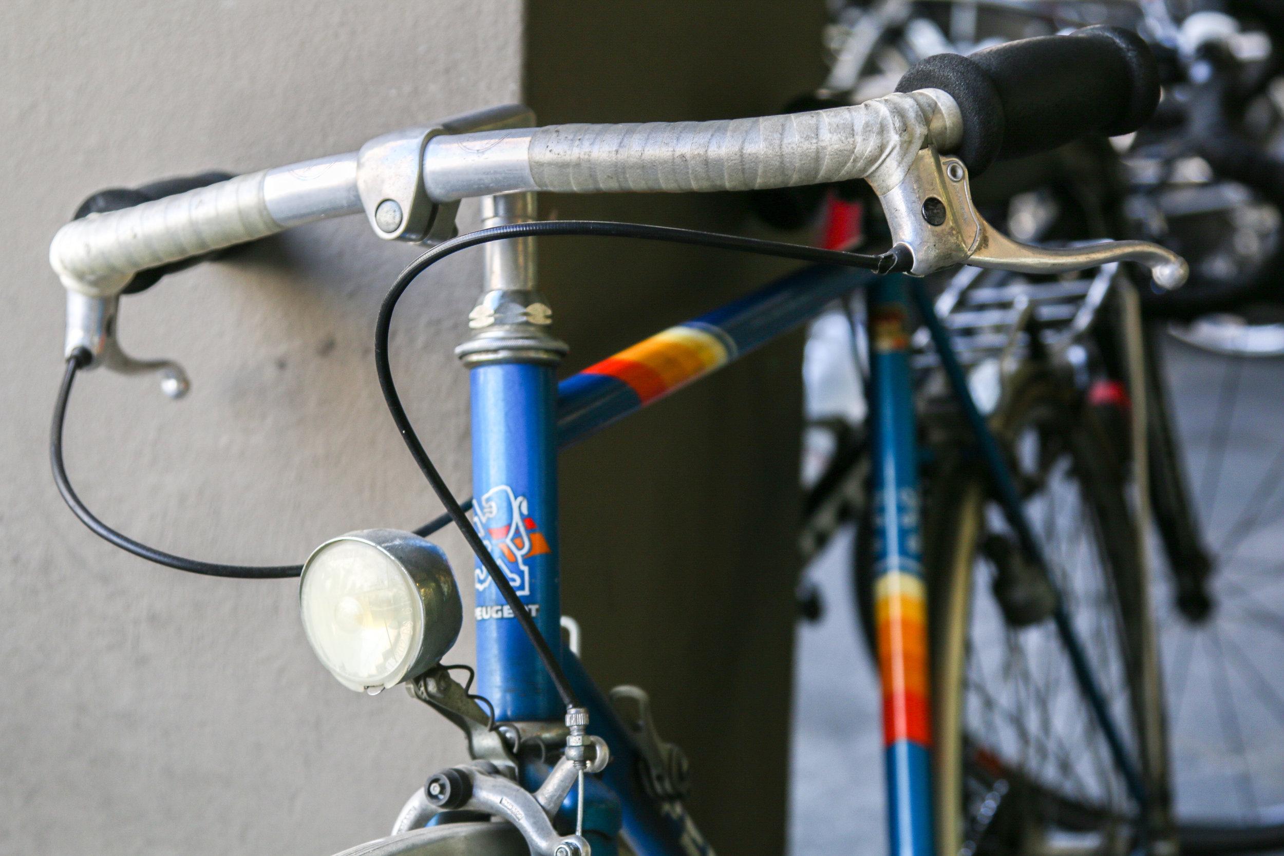 Como street bikes