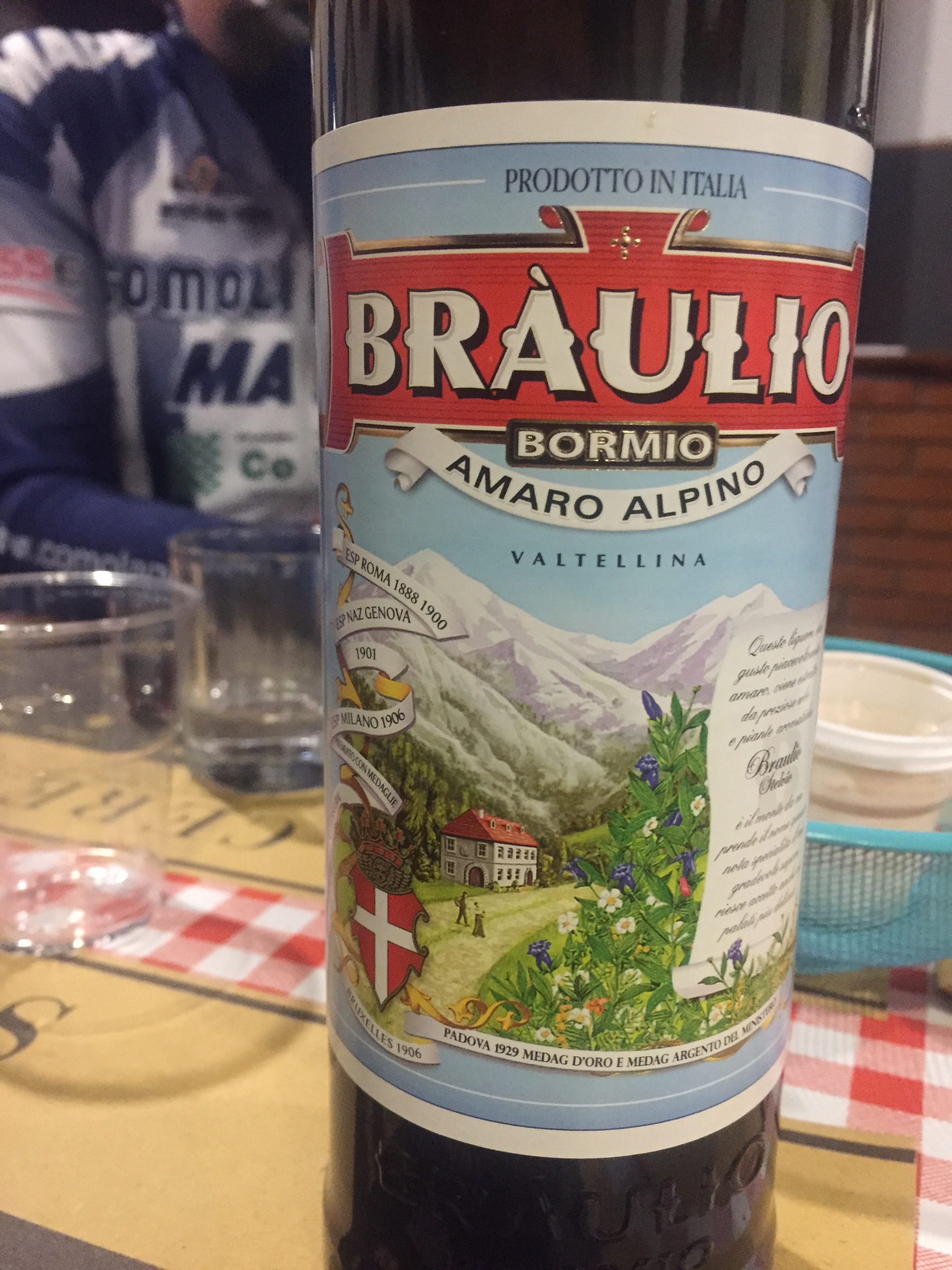 Fueled by Braulio