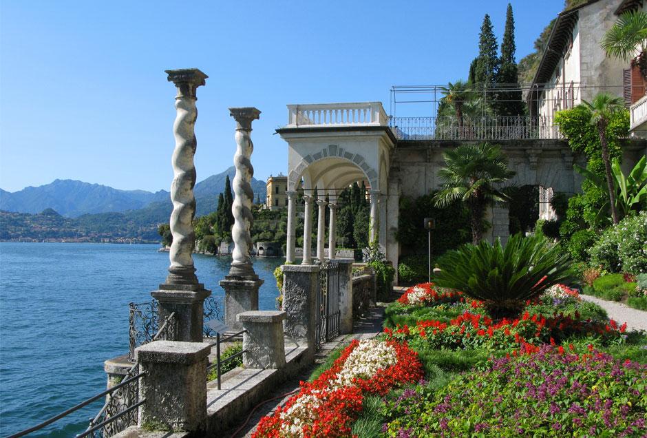 Villa Monastero, photo courtesy Lake Como Travel