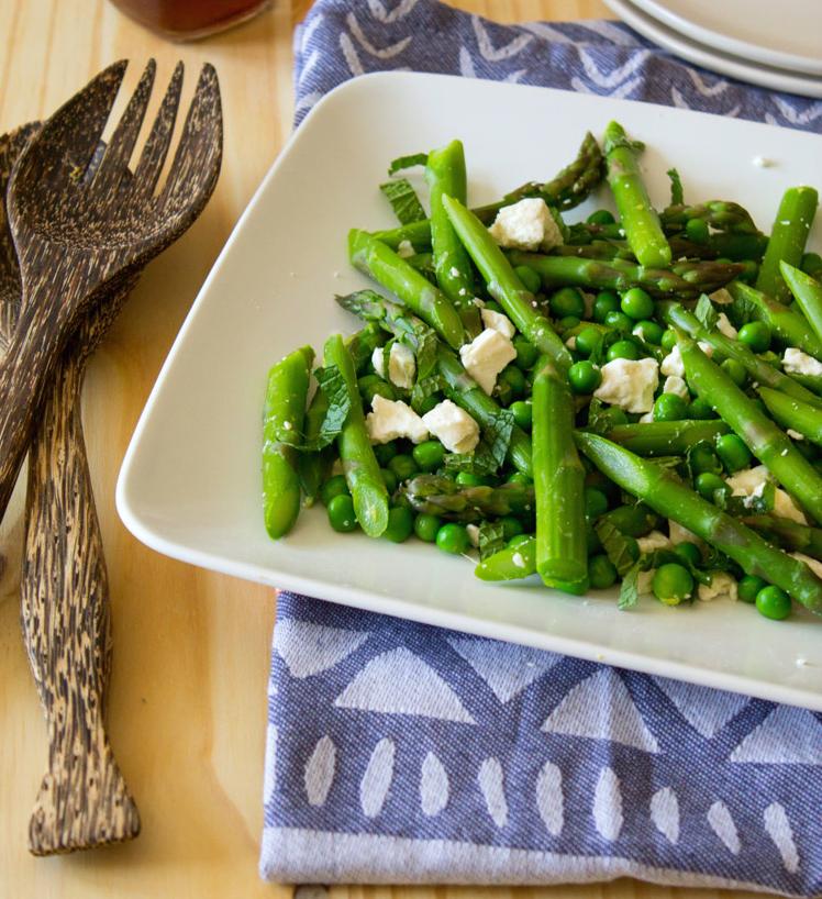 Asparagus-Pea-and-Feta-Salad