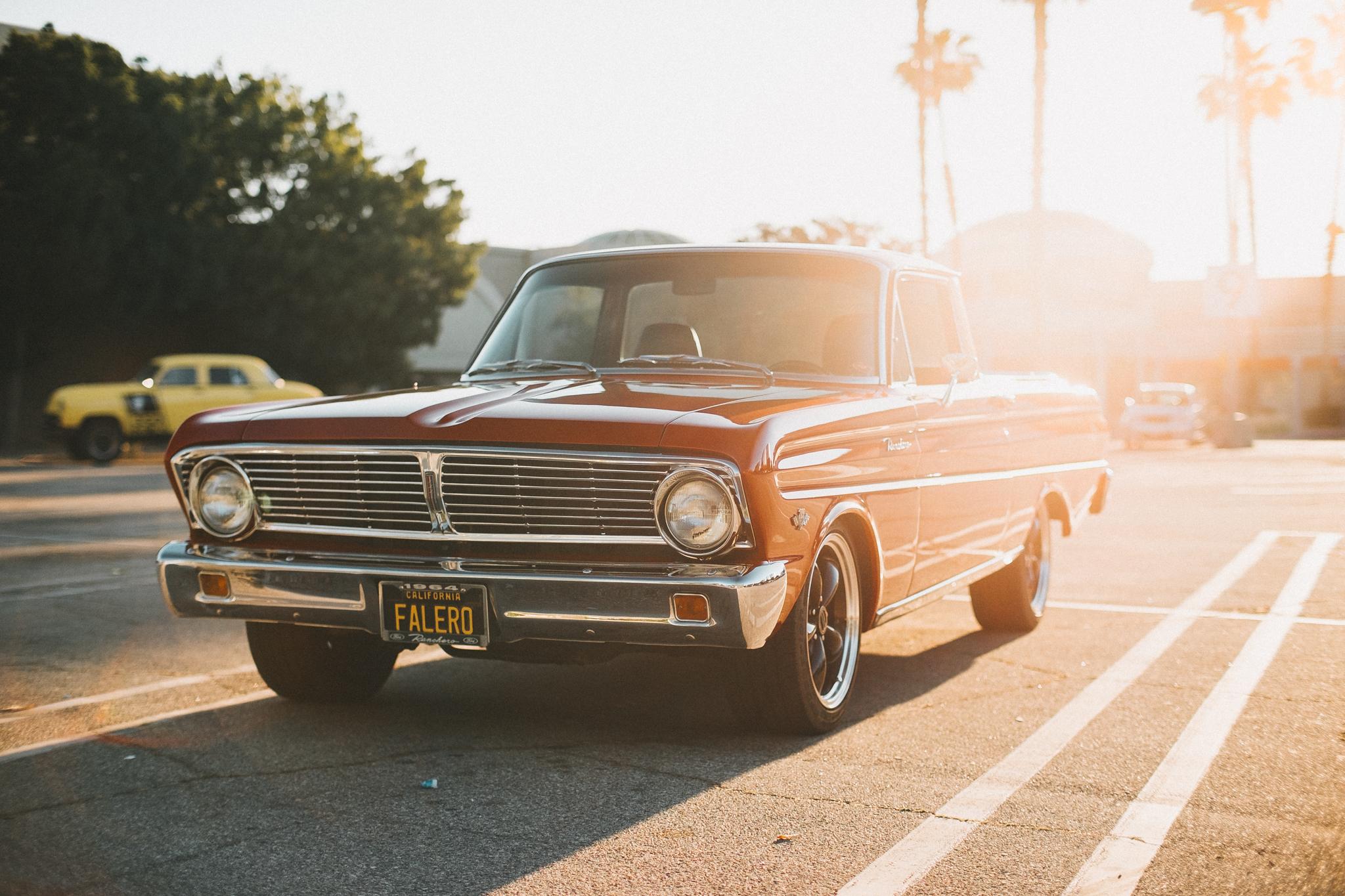 classic car golden hour.jpg