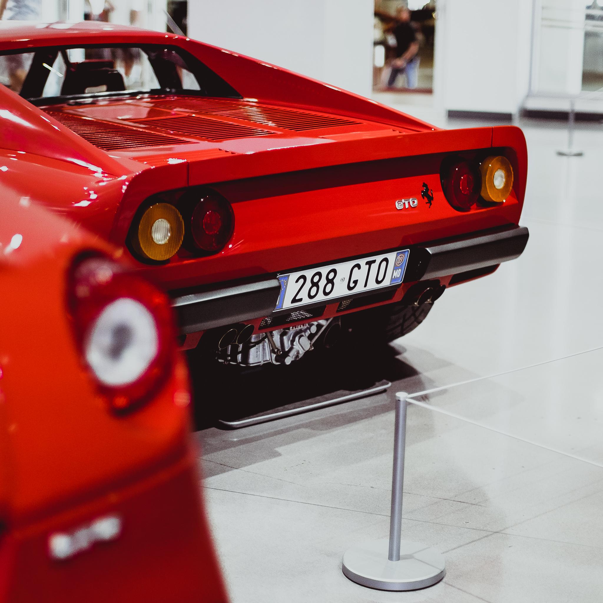 ferrari seeing red exhibit petersen museum 002