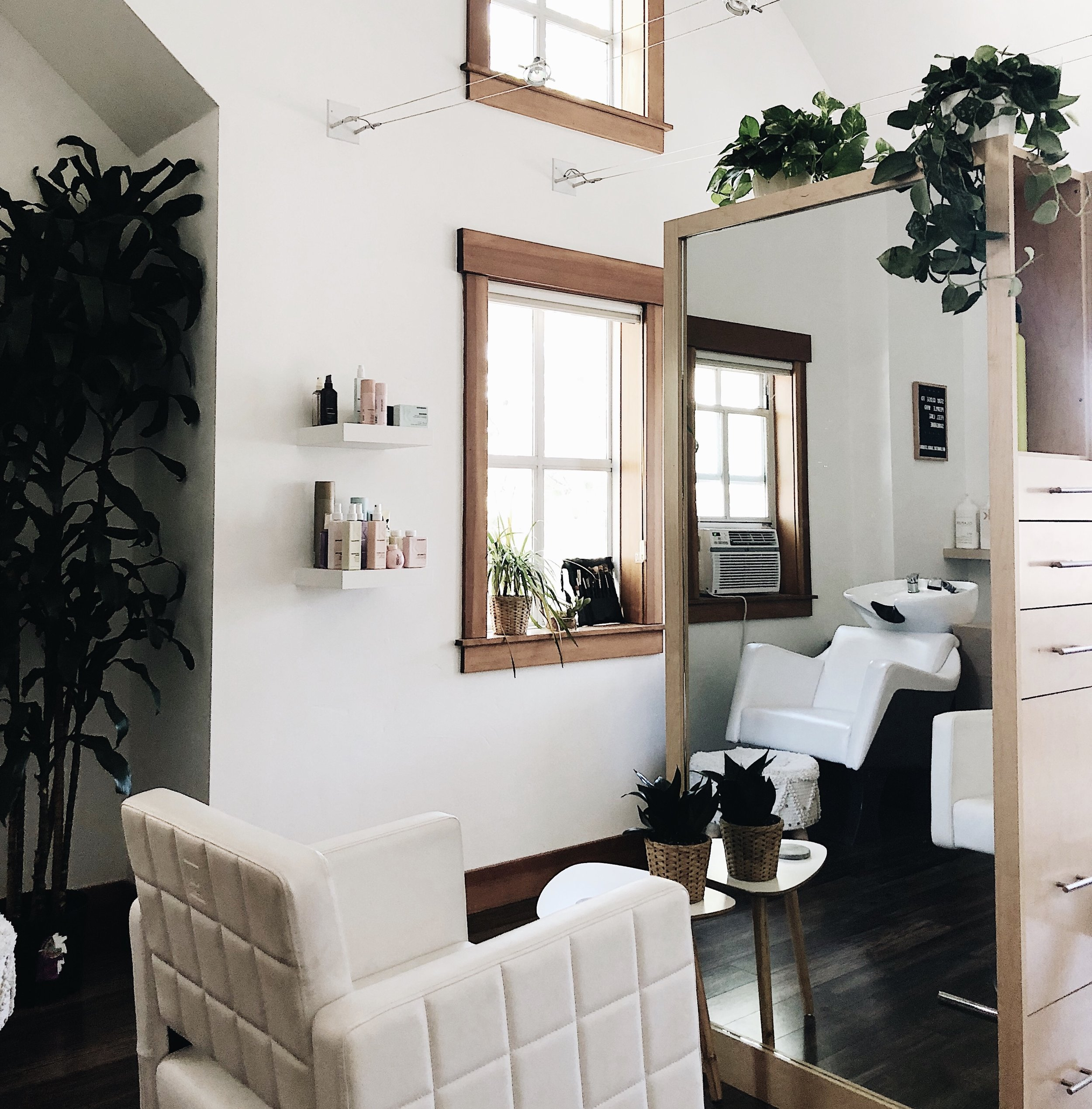 creating an experience as unique & beautiful as you - Lumiere Hair Studio seeks to bring beauty into every corner of your life, by transforming your salon experience into one that inspires & uplifts you from the moment you leave until your next visit. We are so excited to pamper you!