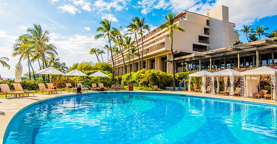 Mauna Kea Beach Hotel Luxury World Traveler